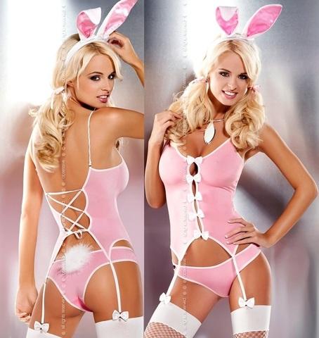 Эротический костюм зайчика Bunny