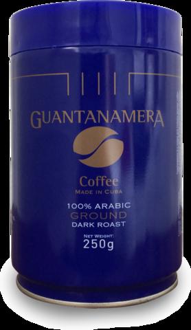 Кофе молотый GUANTANAMERA Tueste Oscuro 250 г
