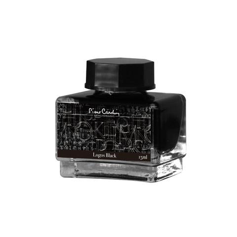 Чернила во флаконе Pierre Cardin  (PC332-M12) 15 мл черные