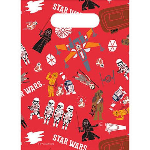 Пакеты для сувениров Звёздные войны Сила