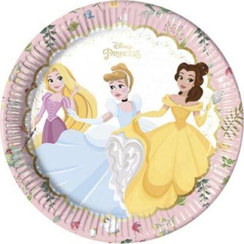 Тарелки Принцессы Правда, 8 штук