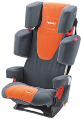 Детское кресло RECARO Start 2.0 (материал верха Topline Microfibre Grey/Pepper)