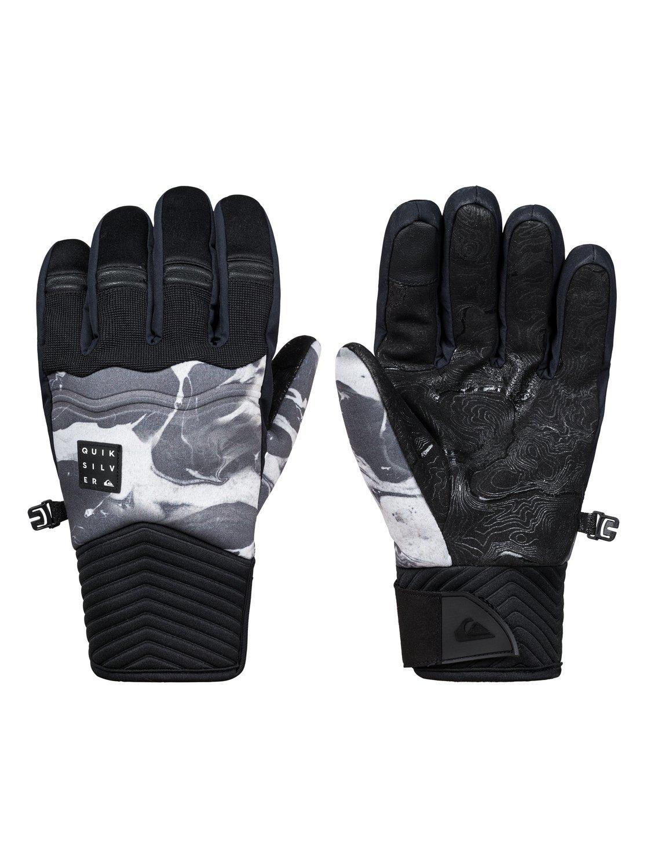 Перчатки Quiksilver Method Glove M GLOV WBK3 WHITE_HIGHLINE