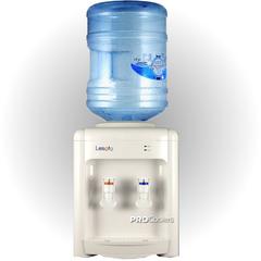 Кулер для воды LESOTO 36 TD white
