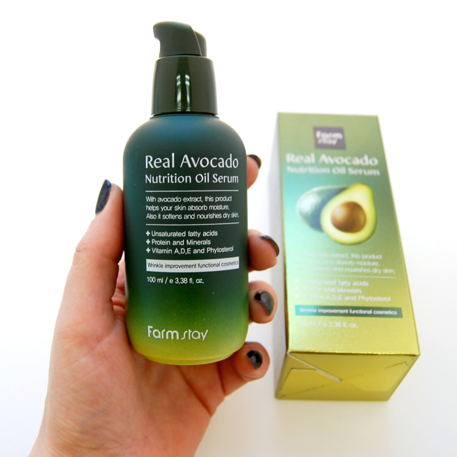 FarmStay Real Avocado Nutrition Oil Serum