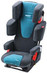 Детское кресло RECARO Start 2.0 (материал верха Topline Microfibre Grey/Petrol)