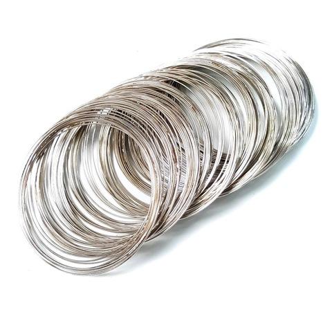 Мемори проволока для браслета 0,8-0,9 мм 10 Витков