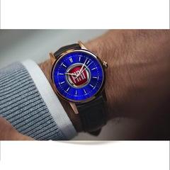 Фиат наручные часы со значком