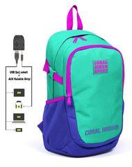 Çanta \ Сумка \ Bag CORAL HIGH SPORT SIRT ÇANTA(USB+AUX SOKETLİ) 23239