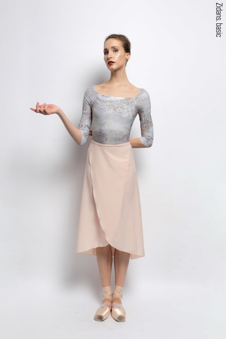 Chiffon wrap skirt plaster  | 4 lengths