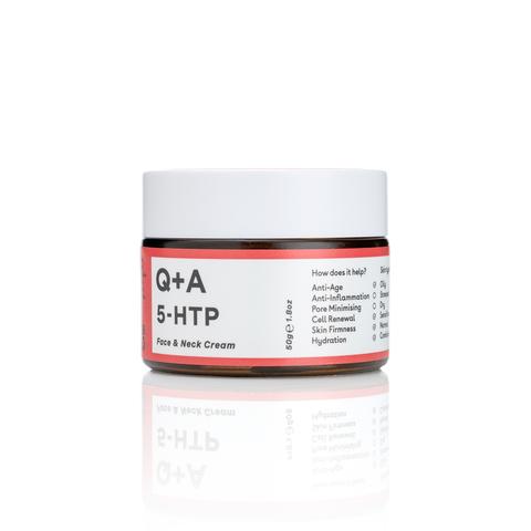 Q+A Крем для лица и шеи 5НТР