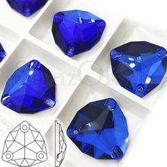 Стразы пришивные Триллиант, Sapphire, Trilliant купить оптом в интернете