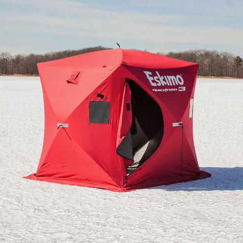 Зимняя палатка Eskimo Quickfish 3