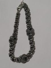 Шиповник 0,7-1,1  см.(серебряный браслет)