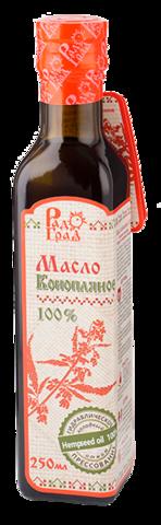 Масло Конопляное, 250 мл. (Радоград)