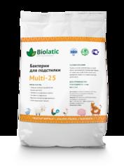 Бактерии для подстилки Multi-25 (0,5 кг)