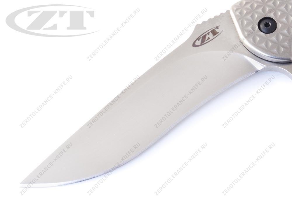 Нож Zero Tolerance 0600 Rj Martin ZT0600 - фотография