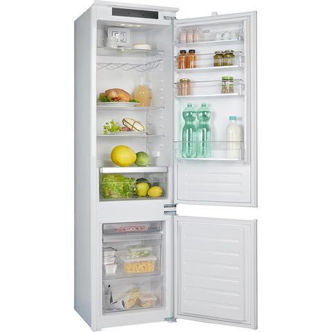 Встраиваемый двухкамерный холодильник Franke FCB 360 V NE E