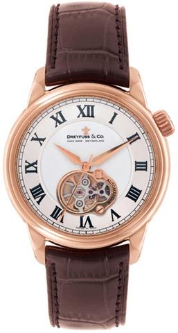 Купить Наручные часы Dreyfuss DGS00093/01 по доступной цене