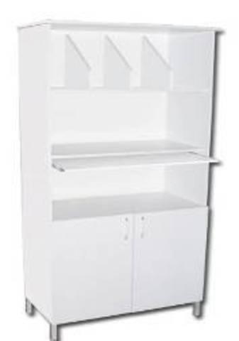Шкаф медицинский для документов   ШМД-01  (мод.1) - фото