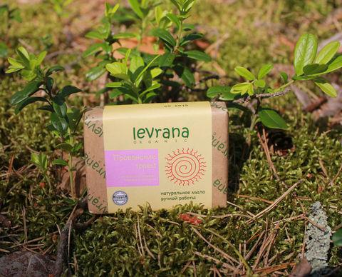 Натуральное мыло ручной работы Прованские травы