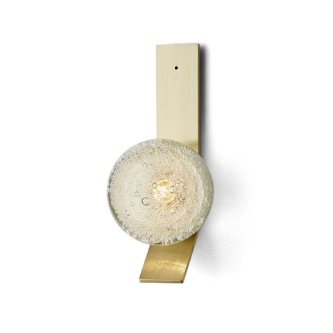 Настенный светильник Fizi Single by Articolo Lighting