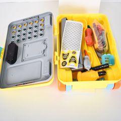 Набор инструментов в чемодане 2в1