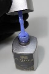Гель-лак нежно голубой PLATINUM