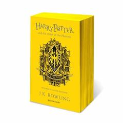 Harry Potter and the Order of the Phoenix - Hufflepuff Ed (PB)