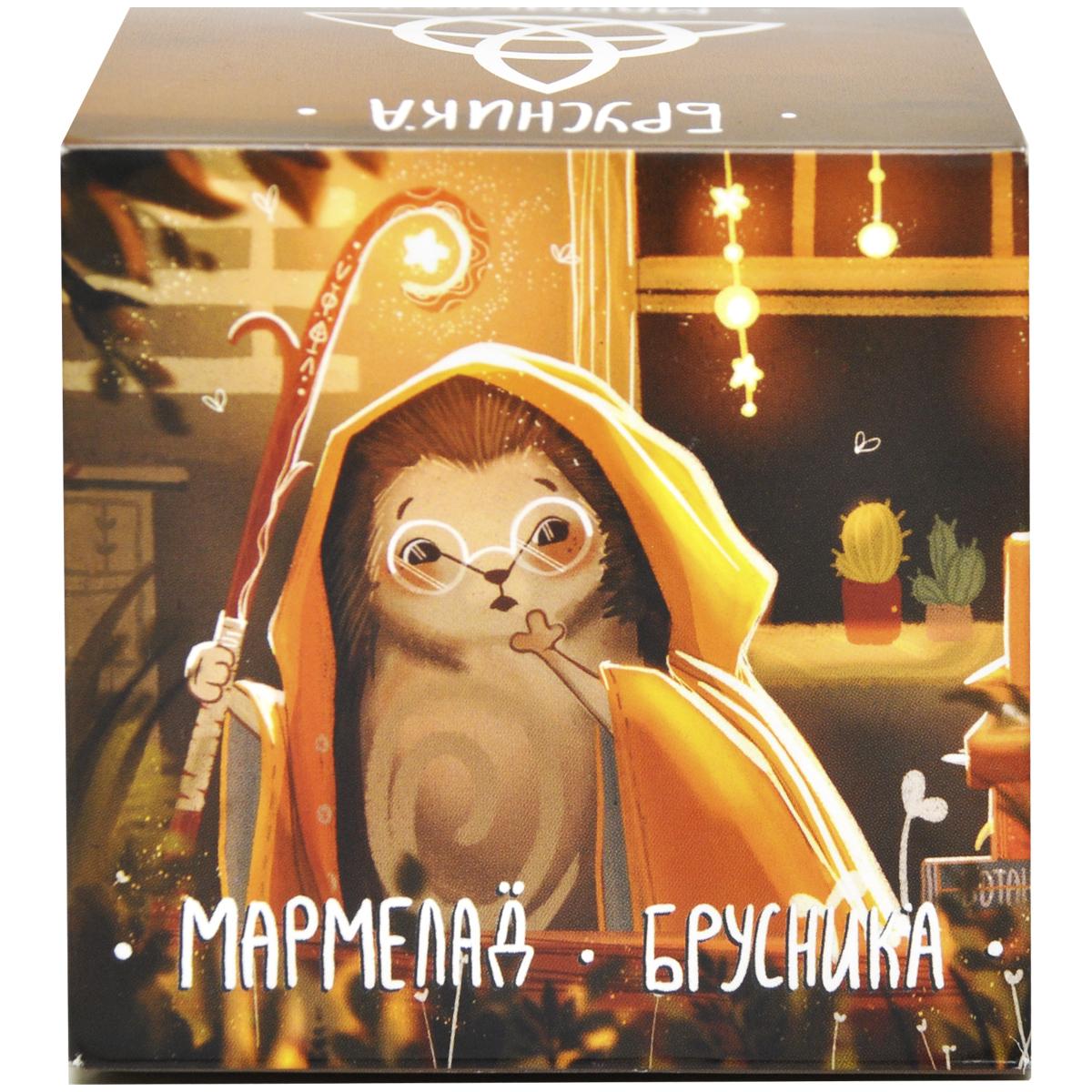 Мармелад  Брусника с ягелем CEZONI 140 г