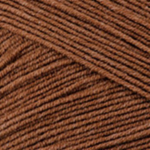 Пряжа Cotton Soft YarnArt 40 Коричневый
