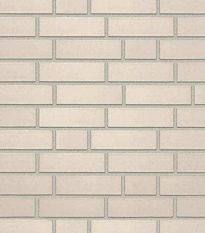 Roben - Oslo, perlweiss, NF9, 240x9x71, гладкая (glatt) - Клинкерная плитка для фасада и внутренней отделки