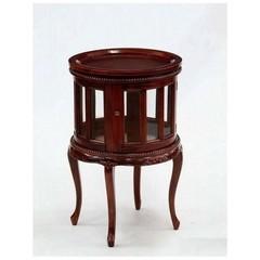 Чайный столик MJ-671 (MK-2440-AN) Вишня