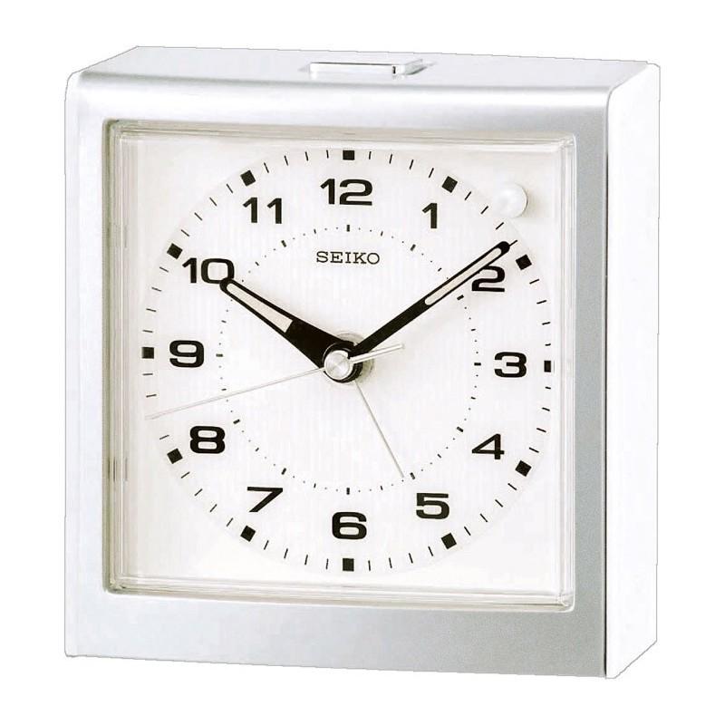 Настольные часы-будильник Seiko QHE129WN