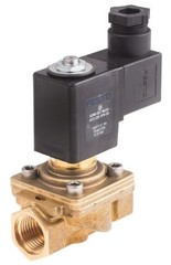 VZWF-BL-M22C-G12-135-3AP4-10 Vārsts, G1 / 2, 10 бар, 230 В переменного тока, 13,5 мм
