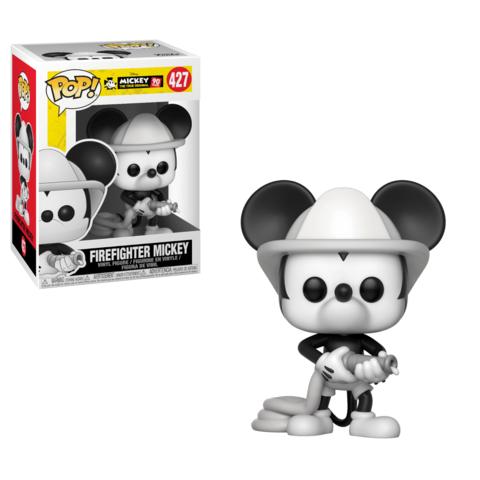 Firefighter Mickey Mouse Funko Pop! Vinyl Figure    Микки Пожарный