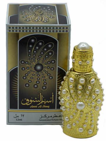 Пробник для Aseer al Shouq  Асир аль Шук 1 мл арабские масляные духи от Халис Khalis Perfumes