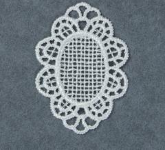 Вязаный декоративный элемент, 1 шт.
