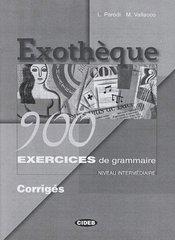 Exotheque 900 Exercices De Grammaire Corriges(F...
