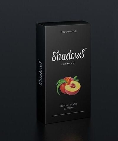 Бестабачная смесь Shadows - Персик