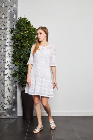 D.Exterior Платье из трикотажного кружева