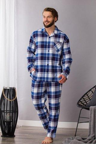 Пижама мужская со штанами KEY MNS 498 B21