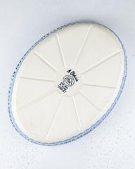 Керамическая форма для запекания с узором