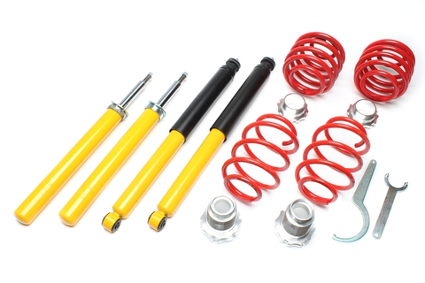 Купить по выгодным для автовладельцев ценам койловер TA Technix Gewindefahrwerk для Opel Astra F