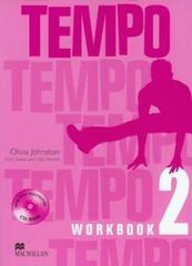 Tempo 2 рабочая тетрадь+CD-ROM