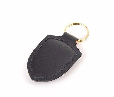 Брелок для ключей с гербом Porsche Crest Keyring, Black