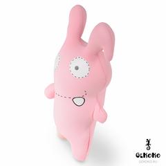 Подушка-игрушка антистресс Gekoko «Монстрик розовый» 5