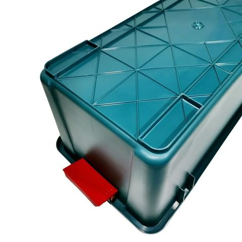 Экспедиционный ящик IRIS RV Box 1150D, днище.