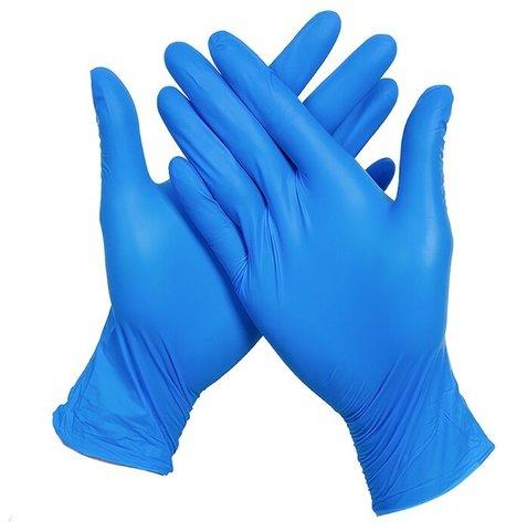 Перчатки нитриловые диагностические неопудренные (100шт.) - 50 пар