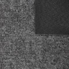 """Коврик влаговпитывающий, ребристый """"TRIP"""" 90*120 см, серый"""